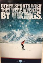 Other sports wish they were invented by vikings